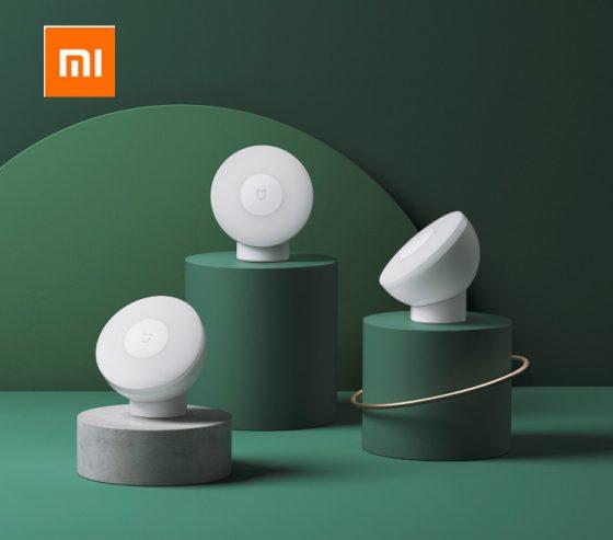 Xiaomi Mijia Night Light 2, mejorada con Bluetooth y conexión con Mi Home