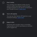 Google ASsistant prueba la confirmación de pagos con Voice Match