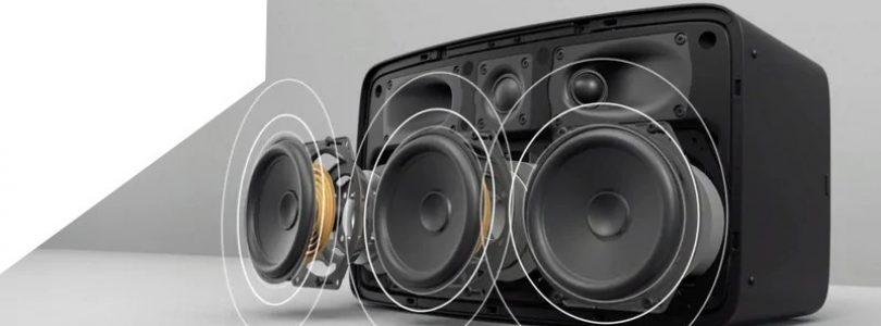 Sonos Five desmontado