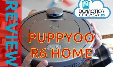 portada puppyoo r6 home