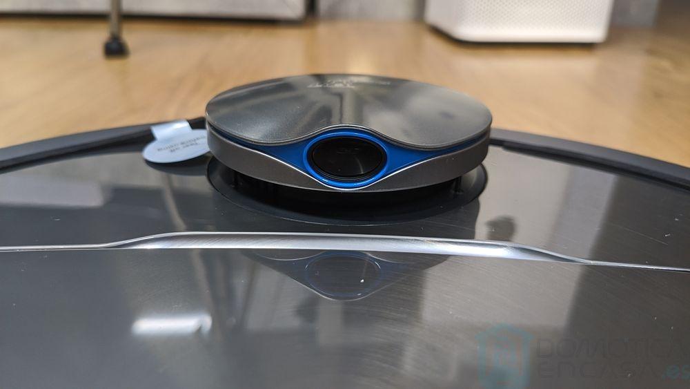 sensor laser del Puppyoo R6 Home