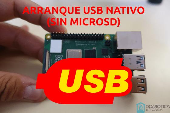 VLOG #26: Vídeo sobre el arranque de la Raspberry Pi4 desde USB