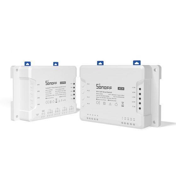 Sonoff retira de la web los modelos 4CHR3 y 4CH Pro R3
