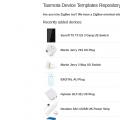 Tasmota soporta casi 1300 dispositivos con los Templates