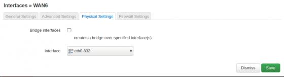 Configuración OpenWRT