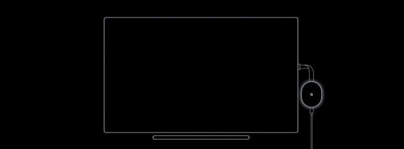google nest chromecast sabrina en vídeo mostrando el reinicio