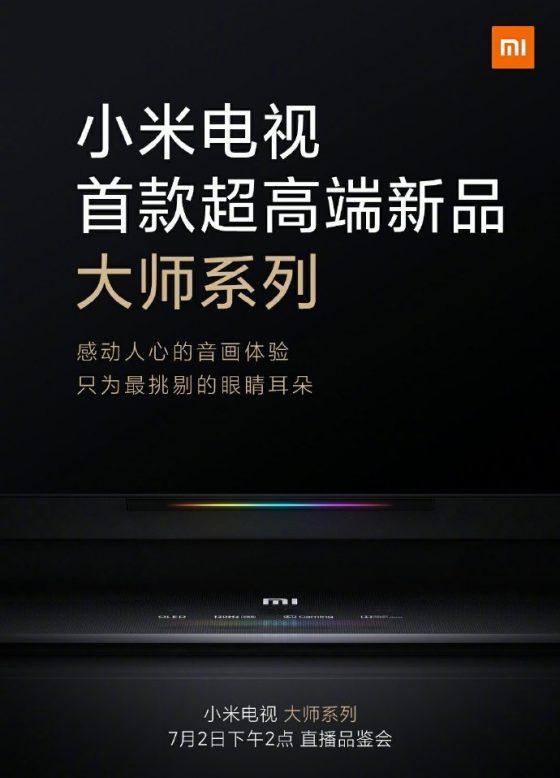 Xiaomi prepara el lanzamiento de Smart TV de gama alta para competir contra Samsung, Sony y LG