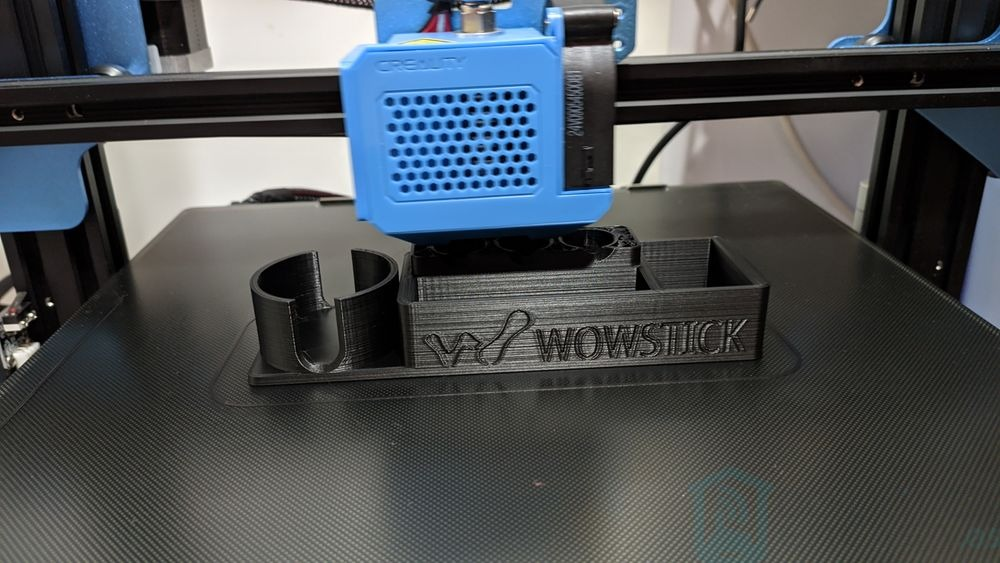 Base para el WoWstick 1F PRo