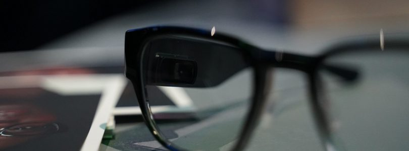 smart glasses de la empresa North Technology