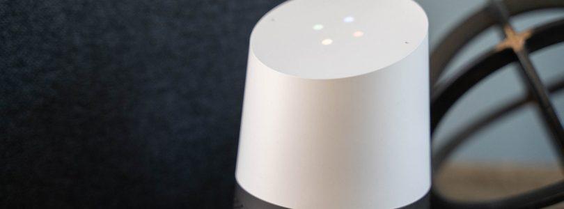 Un nuevo smart speaker de Nest con nombre en clave prince está en camino