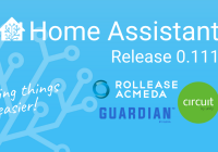 Home assistant 0.111