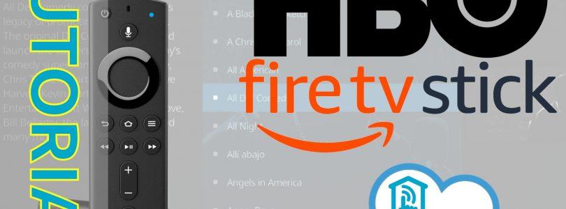 portada del vídeo tutorial para ver HBO en Fire TV