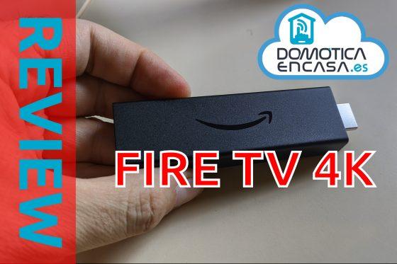 Fire TV 4K: Review y opinión