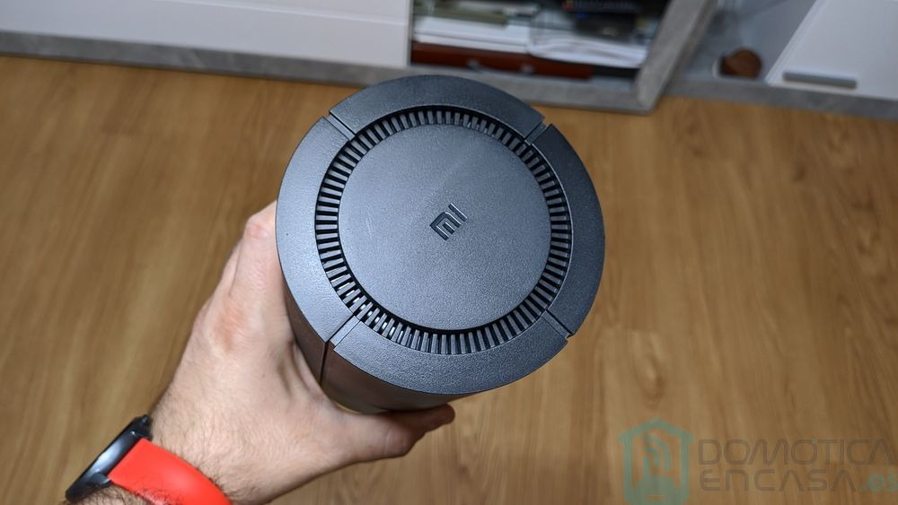 Parte superior del router Mi Router AC2100