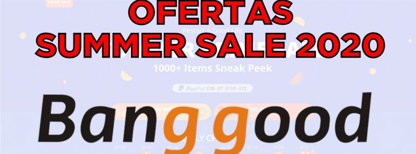 summer sale banggood 20202