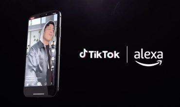 alexa permite el control de Tiktok