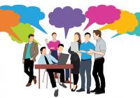 El modelo de voz de facebook permite distinguir 5 voces hablando de forma simultanea