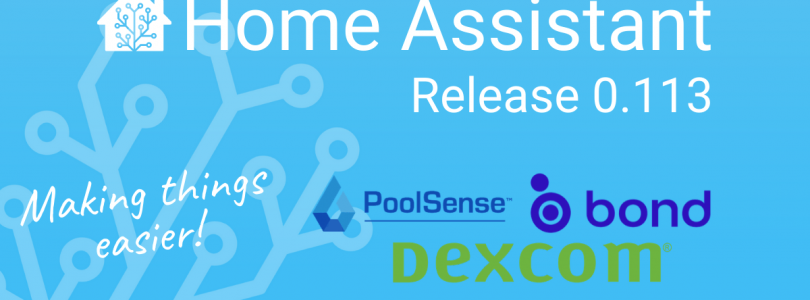 Home Assistant Core 0.113