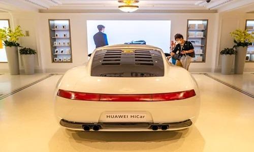 Huawei HiCar, el primer coche inteligente con HarmonyOS