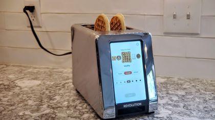 Revolution R180, cuando el tostador se vuelve inteligente