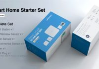 Kit Smart Home Startter Set de LifeSmart