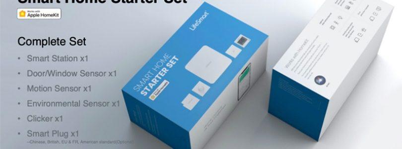 Kit Smart Home Startter Set de LifeSmart
