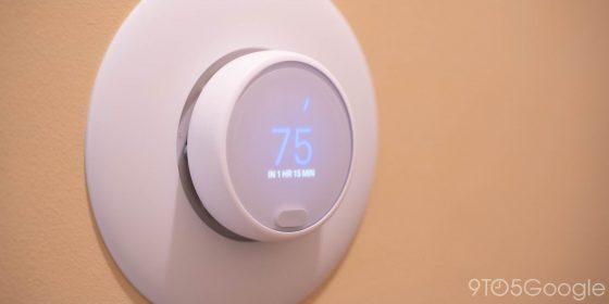 Un nuevo termostato Google Nest pasa por la certificación FCC