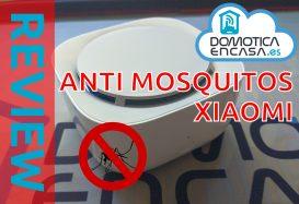 portada de la review del repelente de mosquitos de Xiaomi