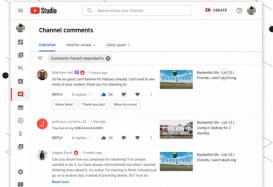 Google activa el SmartReply AI en youtube al igual que en Gmail