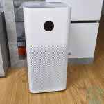 Frontal del Xiaomi Air Purifier 3H