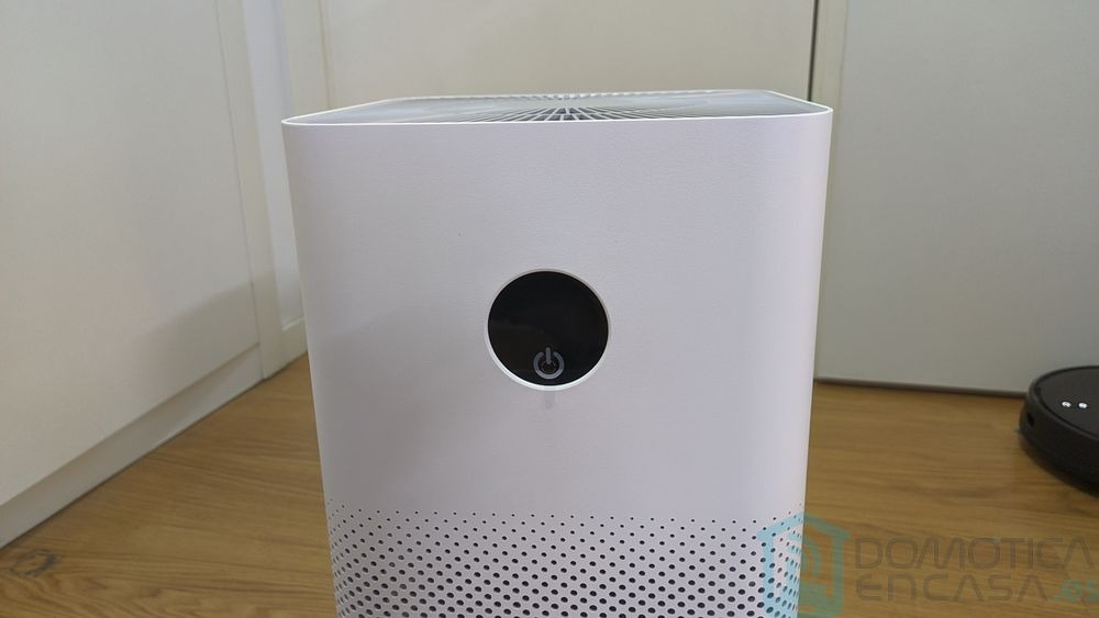Vista frontal del Xiaomi Air Purifier 3H