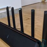 Antena IoT del Mi Router AX3600