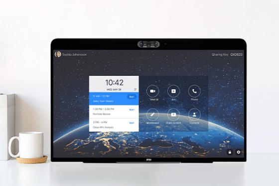 Zoom lanza una Smart Display para vídeo llamadas