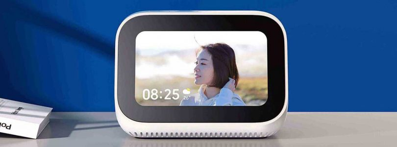 Smart Display con XiaoAI