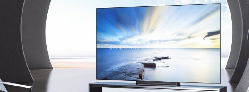 Smart TV de 82 pulgadas