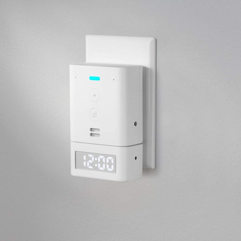 Amazon Echo Flex con el Smart Clock