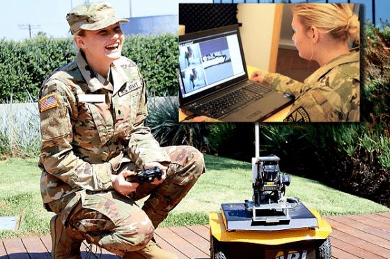 El ejército de los Estados Unidos prepara su asistente de voz JUDI para el control de robots