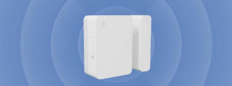 nuevo sensor de puerta o ventana de Xiaomi