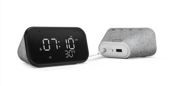 Lenovo Smart Clock Essential, un reloj despertador de mesita más económico