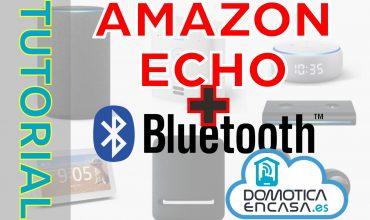 portada del tutorial para usar los altavoces echo como altavoces bluetooth