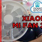 Portada del ventilador inteligente Xiaomi mi fan 2s