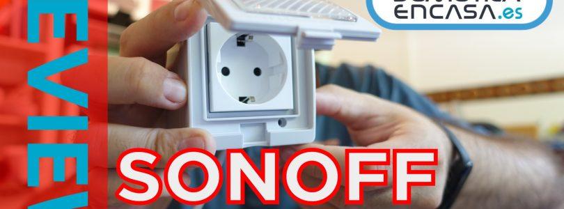 Portada de la review del Sonoff S55