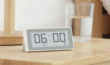 Reloj termohigrómetro de Xiaomi