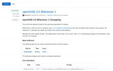 openhab 3.0 milestone 1