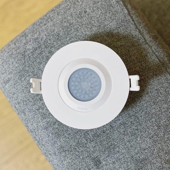 Aparece un nuevo sensor de movimiento de Aqara de instalación