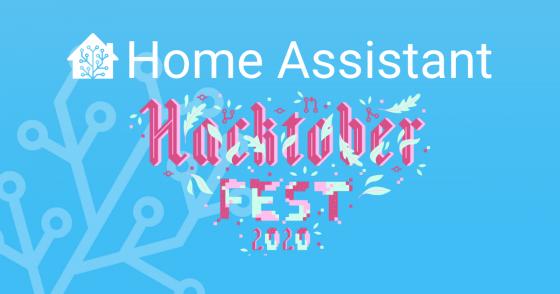 Hacktober Fest 2020 con Home Assistant