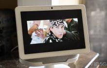 prueba en los Google Nest Hub Max para activar con la mirada