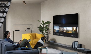 google assistant llegará a los smart tv de Samsung de 2020