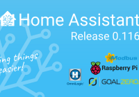 Home Assistant 0.116