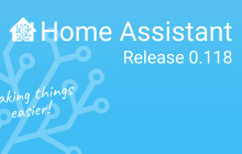 Home assistant 0.118